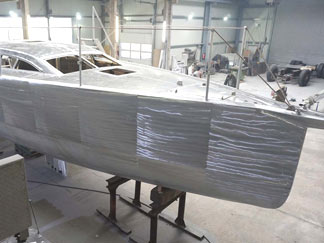 BM 36 Swing Keel Cruiser